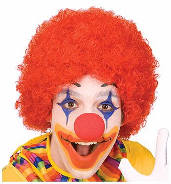Как сделать аквагрим клоуна